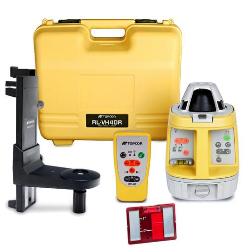 Topcon RL-VH4DR Interior Horiz / Vert Laser Package w/ RC40 Remote (313750752)