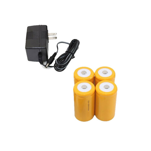 Spectra Precision 1041N Rechargeable Kit NiMH - Batteries and 110V Charger for Spectra Rotary Lasers