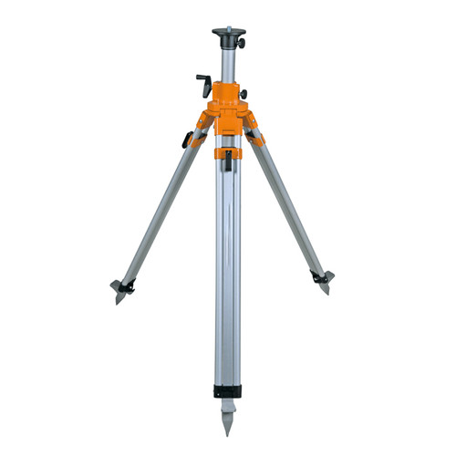 Topcon 809551 Heavy Duty Aluminum Elevating Tripod (34 to 112-inch)