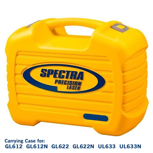 Spectra 5289-0670 Protective Carrying Caser for GL612, GL612N, GL622, GL622N, UL633 and UL633N