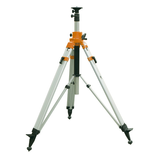 Topcon 60810 Extra Heavy-Duty Aluminum Elevating Tripod (33 to 119-inch)