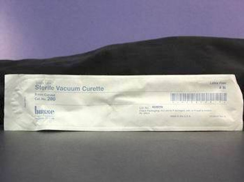 CURETTE UTERINE DISP RIGID CVD 9mm STERILE (948-022109) 261-281