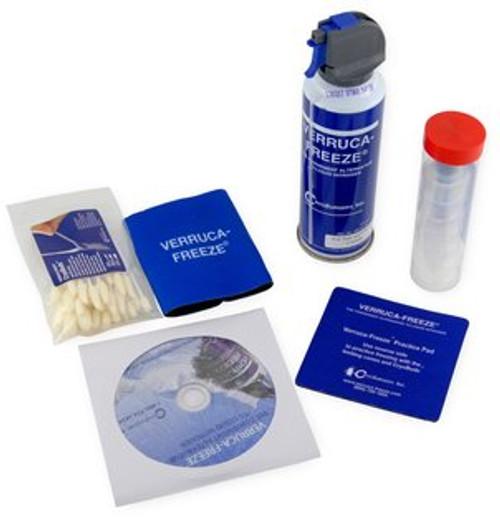 CryoSurgery VFK50 Verruca-Freeze™ 65 Freeze Kit, 150ml w/ACCY 55-60 freezes (CVFK65), Each
