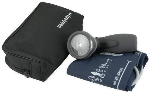 Welch Allyn 5098-27 Blood Pressure Monitor with Adult cuff 1 tube latex-free