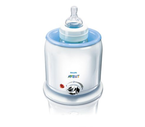 Philips SCF255/33 Avent Bottle Warmer & Baby Food Express