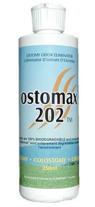 Ostomy Odor Eliminator - Ostomax 202 250ml - (234-59920) (234-59920)