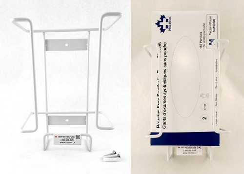 DISPENSER GLOVE 1 BOX STEVENS WIRE COATED (LAB-180S) 001-SC3000