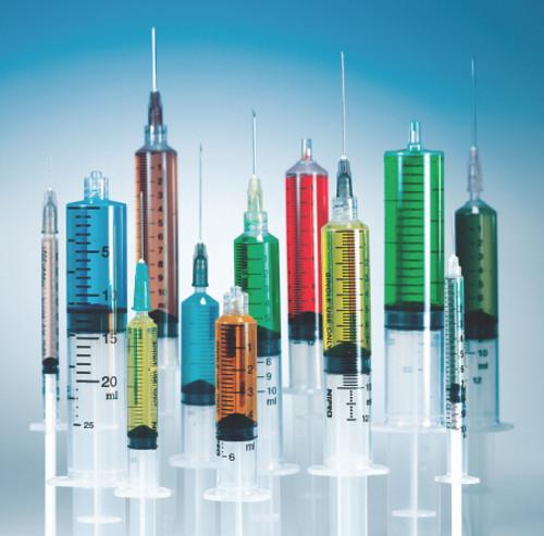 "Terumo SS01T2516 Syringe & Needle TB 1cc 25 G x 5/8"" BX/100 (Terumo 01T2516)"