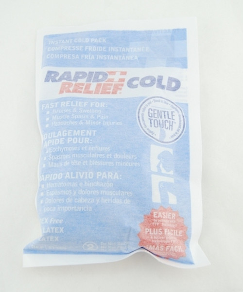 """RAPID AID 31359 Cold pack instant 5"""" x 9"""", Each"""