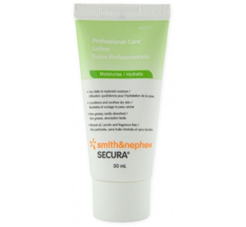 SECURA PROFESSIONAL CARE Lotion, SIZE 30ML TUBE BX/72 (SN-80235)