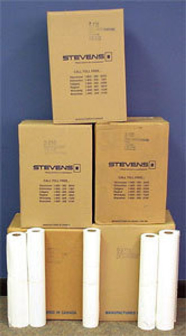 """Stevens 001-00210 PAPER TABLE SMOOTH 17.75"""" x 248ft CA/12"""