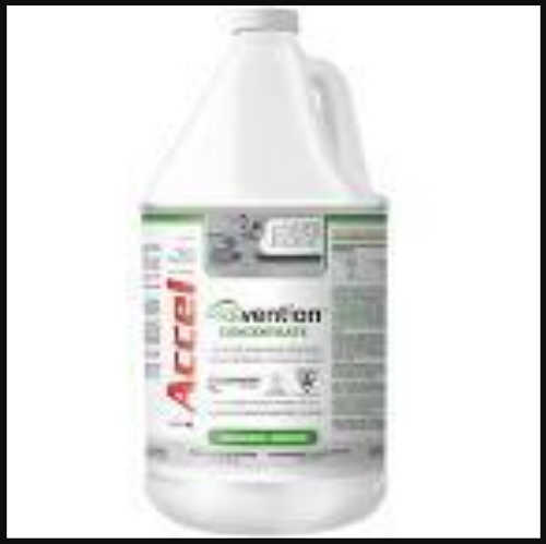 Accel 100906588 ACCPREVC5 DISINFECTANT HARD SURFACE PREVENTION ACCEL 7% Hydrogen Peroxide CONCENTRATE 5 litre (Accel ACCPREVC5)