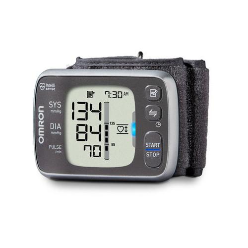 Omron Healthcare BP654 Omron Ultra Silent BP654 Bluetooth Wrist Blood Pressure Monitor (Omron BP654)