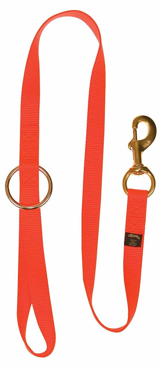 WEAVER ADJUSTABLE CHAINSAW STRAP, RING AND SNAP