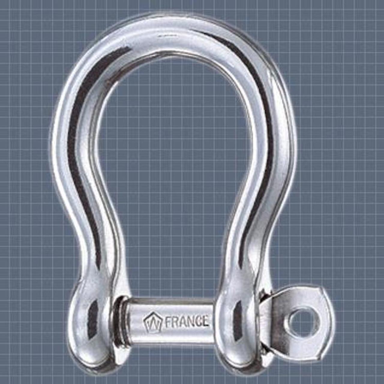 Wichard 5 mm Self Locking Bow Shackle