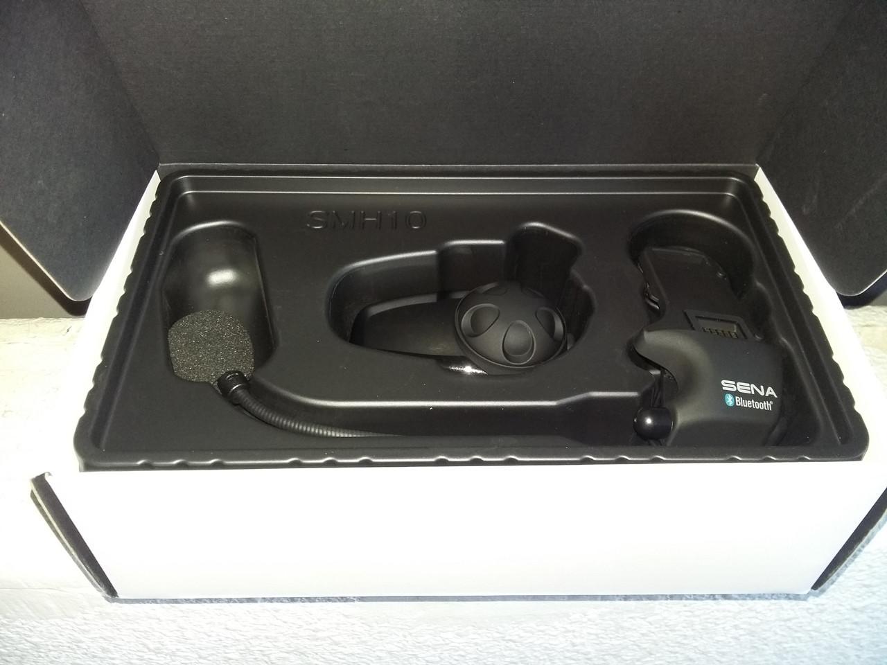SENA SMH10 Bluetooth Headset and Intercom (Single)