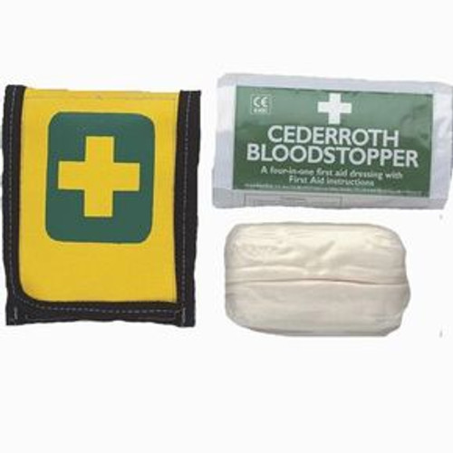 BUCKINGHAM BLOOD STOPPER POUCH