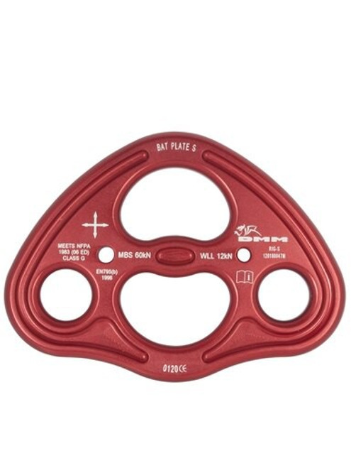 DMM BAT RIGGING PLATE, SMALL