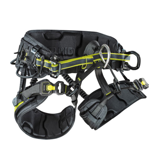 EDELRID TREECORE TRIPLE LOCK ARBORIST SADDLE / HARNESS
