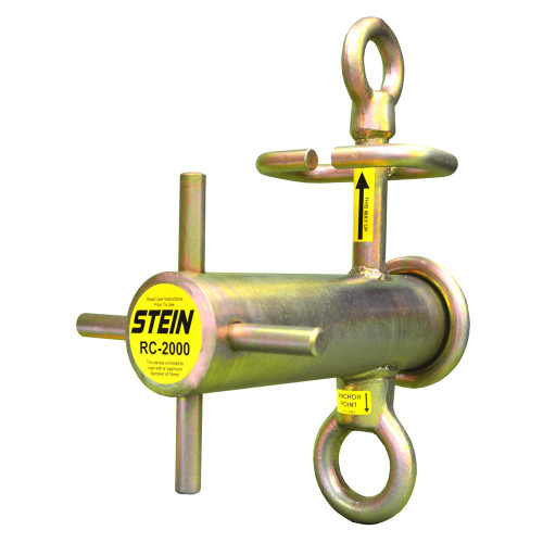Stein RC-2000 Floating Lowering Device Arborist Friction Brake