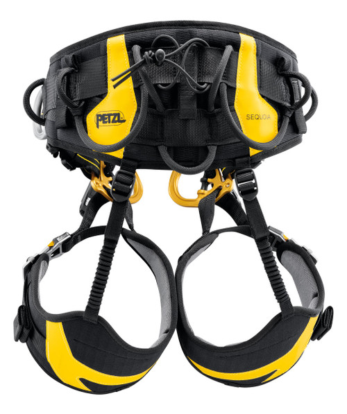 2019 PETZL SEQUOIA ARBORIST SADDLE / HARNESS