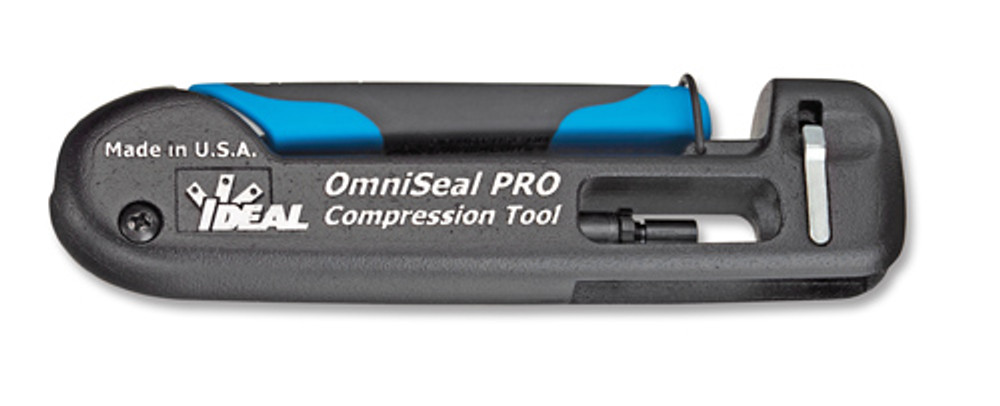 Ideal 30-603 OmniSeal Pro Coax Compression Tool