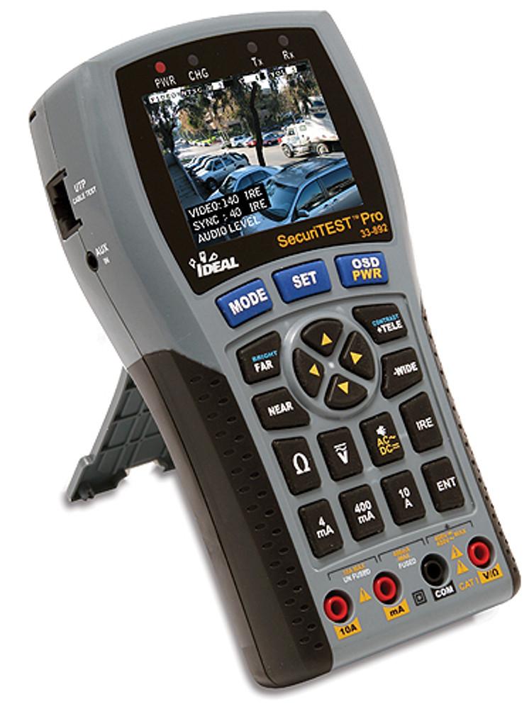 Ideal 33-892 SecuriTEST PRO CCTV/ Security Tester