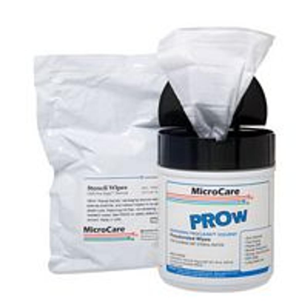 "MicroCare ProClean Stencil Wipes, Refill, 100pk 8""x5"" Wipes Presaturated"
