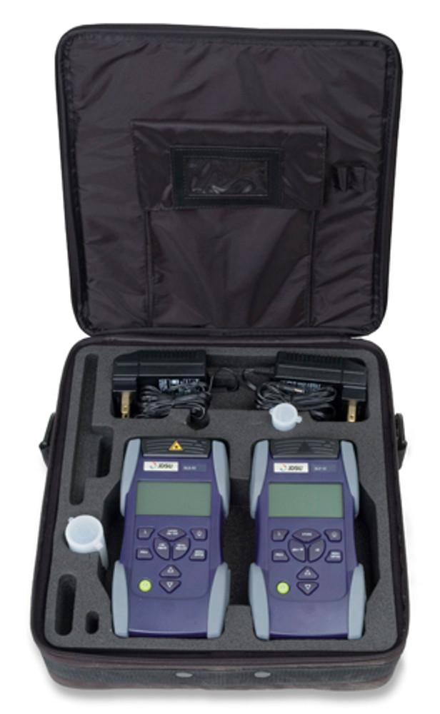 JDSU SmartClass OMK-55 Telco Single Mode Optical Test Kit