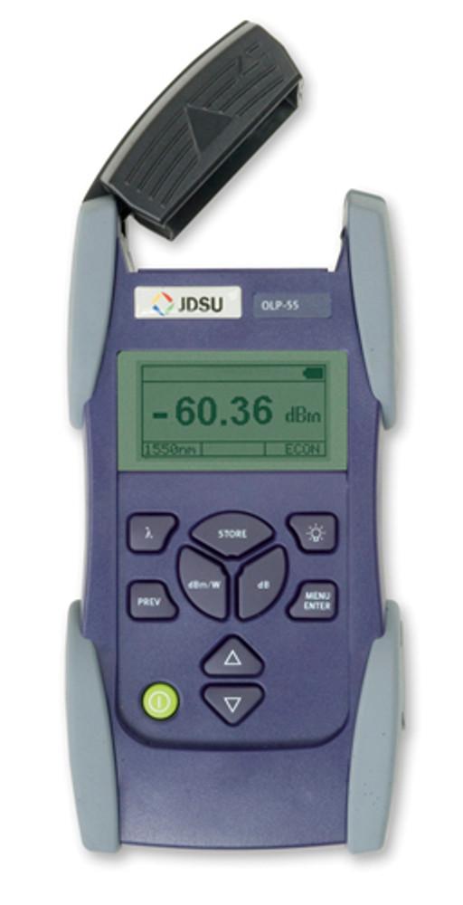 JDSU OLP-55 Fiber Optic SmartClass High-Power Power Meter