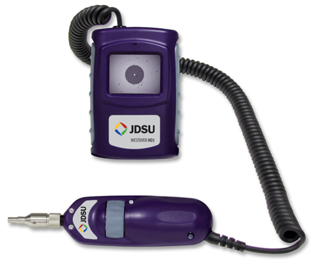 JDSU 400X Probe Video Microscope w/ HD3 Display Kit