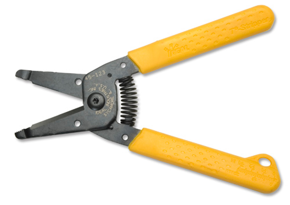 Ideal 45-123 T-Cutter Wire Cutter Pliers, 10 AWG