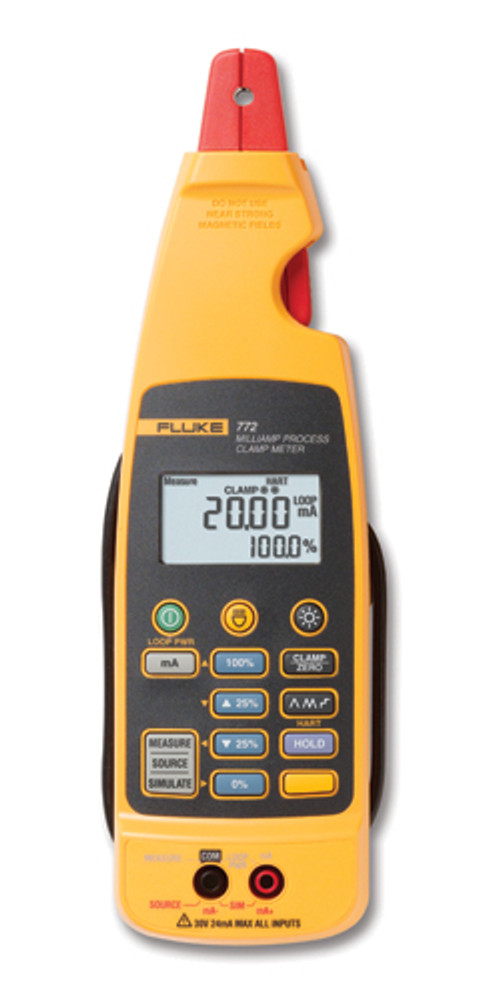 Fluke 772 Milliamp Clamp Meter / Process Clamp Meter