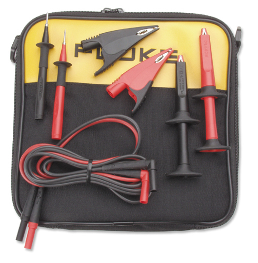 Fluke TLK220 SureGrip Test Lead Kit