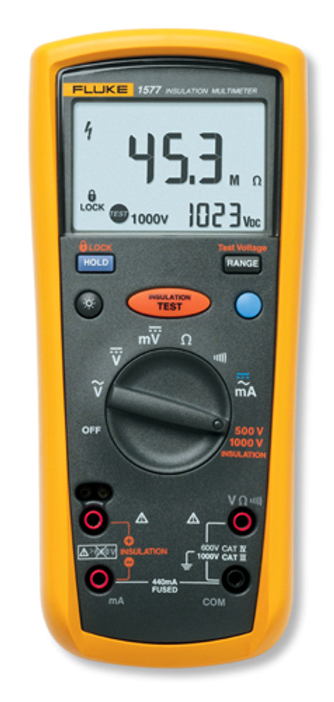 Fluke 1577 Insulation Tester / Multimeter