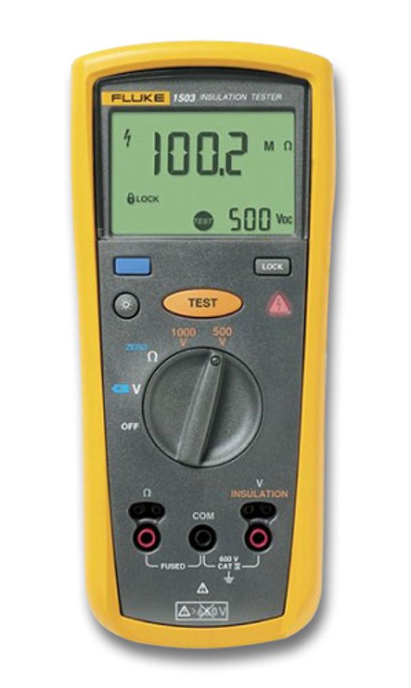 Fluke 1503 Insulation Resistance Tester