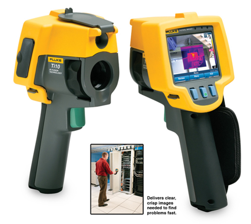 Fluke FLK-Ti10 9Hz Thermal Imager Infrared Camera