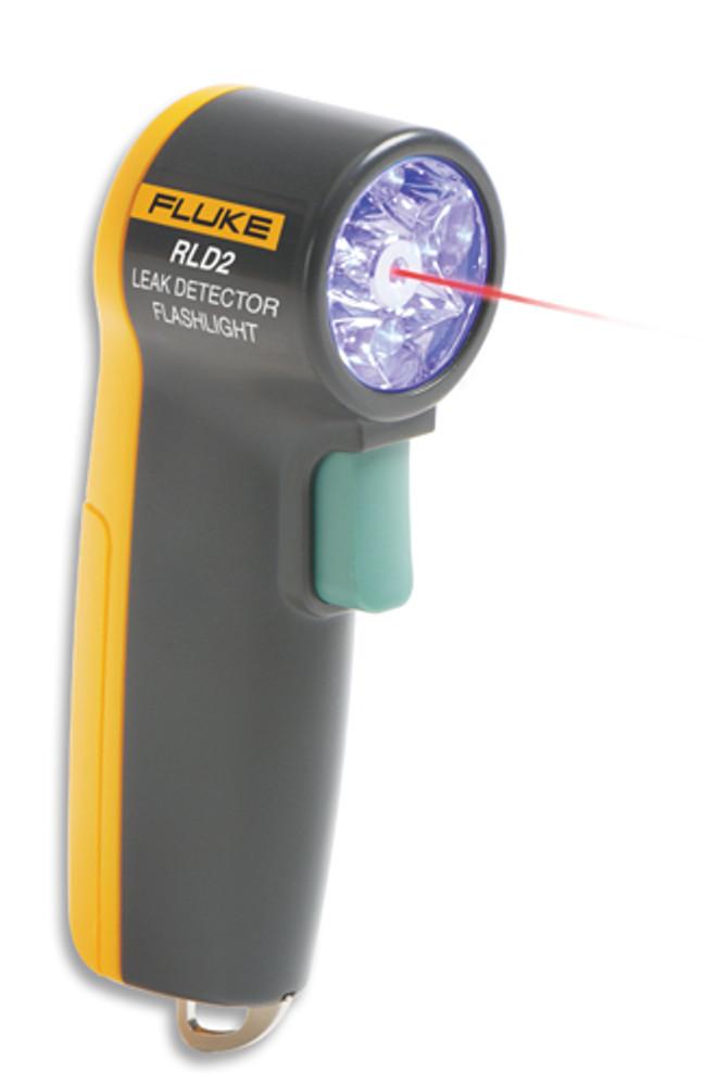 Fluke RLD2 Refrigerant Leak Detector Flashlight