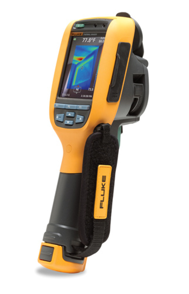 Fluke FLK-TiR110 9HZ Building Diagnostics Thermal Imager Camera
