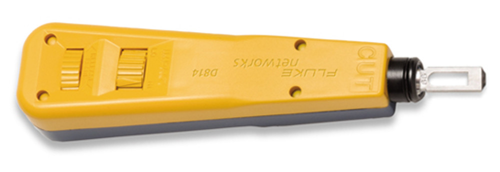 Fluke Networks 10055000 D814 Punch Down Tool, 66 Blade