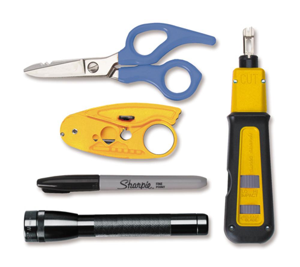 Fluke Networks 11293000 IS60 Pro Tool Kit