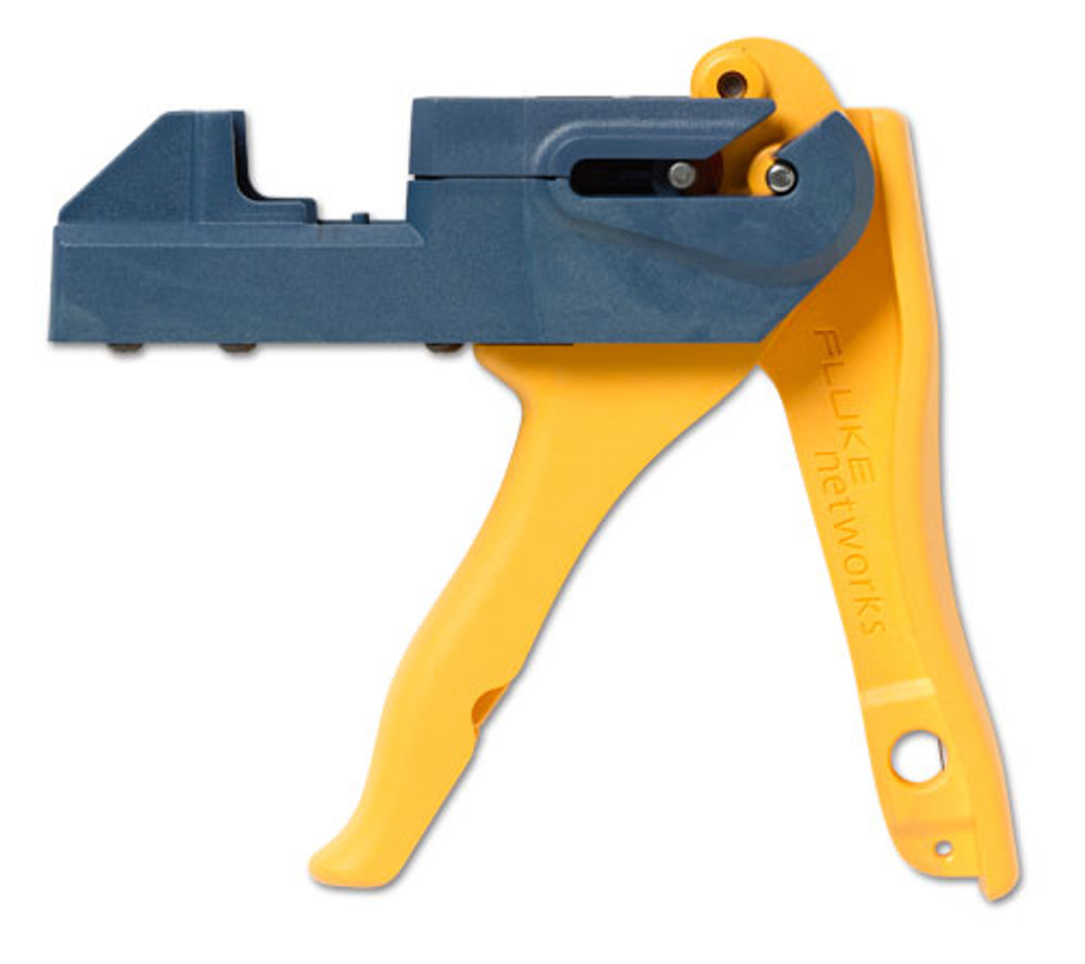 Fluke Networks JR-ADC-2 JackRapid ADC/KM8/CU10 Termination Tool