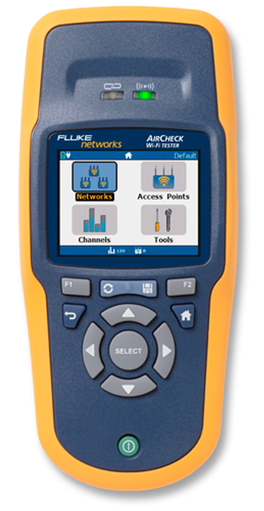 Fluke Networks AirCheck Wireless Tester, WI-FI Network Tester