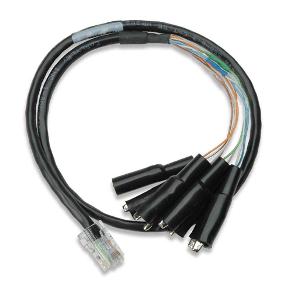 Fluke Networks CLIP-SET CableIQ RJ-45 to 8-Clip Test Leads