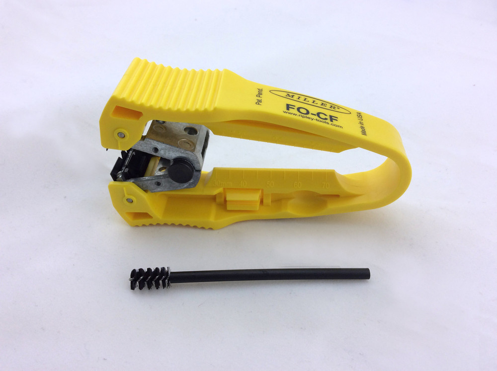 FO-CF Fiber Optic Center Feed Stripper
