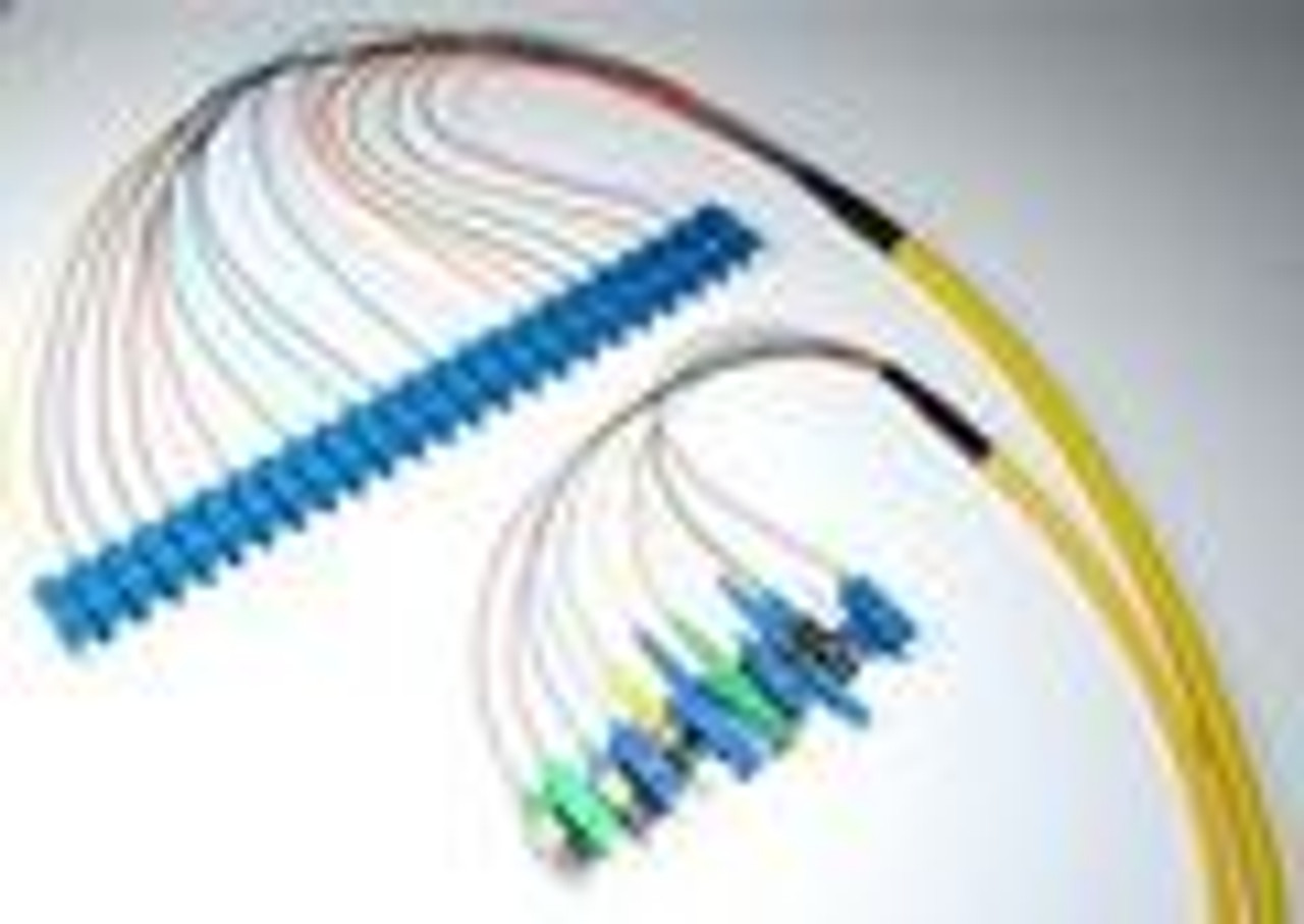 Singlemode MIC Riser-Rated Distribution Pigtail Ca
