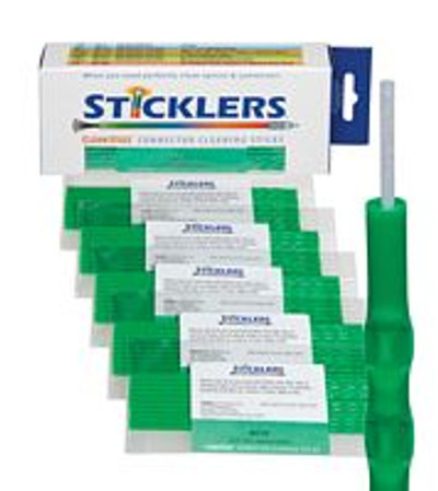Sticklers Cleaning Swabs for 1.25mm Ferrules
