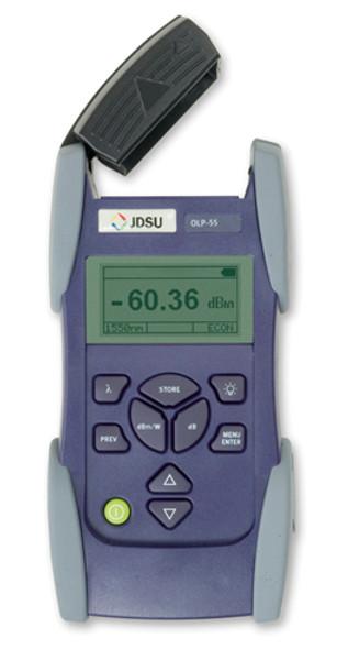JDSU OLP-55 Fiber Optic SmartClass General Purpose Power Meter