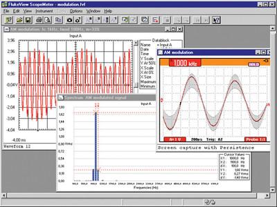 Fluke SW90W Flukeview ScopeMeter Software for Windows
