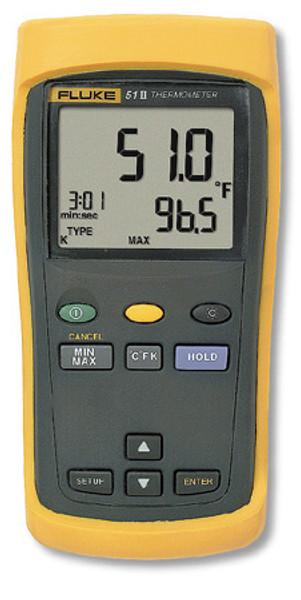 Fluke 51-2 Single Input Digital Thermometer